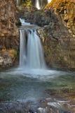 Celestial Falls em White River cai parque estadual imagens de stock royalty free