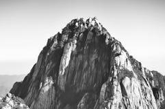 Celestial peak yellow mountain Stock Image