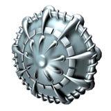 Celestium Round Shield Royalty Free Stock Images