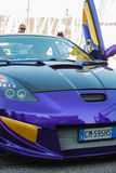 Celica της Toyota Στοκ Εικόνες