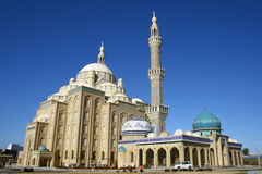 Celil Hayat Mosque. In Arbil City,Kurdistan,Iraq Stock Photo