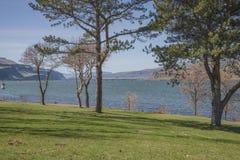 Free Celilo Park Columbia River Gorge Oregon State Stock Photography - 214580732