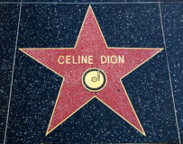 Celine Dion Royalty Free Stock Image