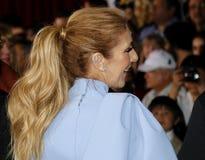 Celine Dion images libres de droits