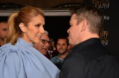 Celine Dion & Matt Damon
