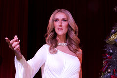 Celine Dion Royalty Free Stock Images