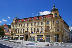 Celje Town Hall Royalty Free Stock Image