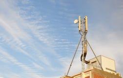 cell- antenn Arkivbilder