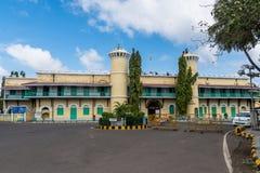 Cell- arrest i Port Blair, Andaman, Indien royaltyfria foton