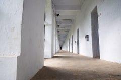 Cell- arrest, Port Blair, Andaman öar royaltyfria bilder