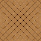 Cell, grid with diagonal lines seamless background. Pattern. Tiles. Latticed geometric texture. Vector luxury art Vector Illustration