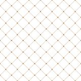 Cell, grid with diagonal lines seamless background. Pattern. Tiles. Latticed geometric texture. Vector luxury art Royalty Free Illustration