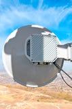 Cell- grundstation för antenn Arkivbilder