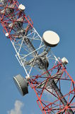 Cell mast Royalty Free Stock Photo