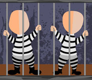 Cell mates Royalty Free Stock Photo