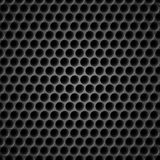Cell metal background Stock Photo