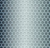 Cell metal background Stock Image