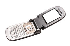 Cell phone. Royalty Free Stock Image