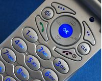 Free Cell Phone Stock Photography - 128562