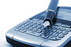 Cell phone Royalty Free Stock Photo