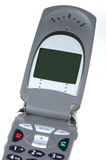 Cell Phone. Display redy for your message Royalty Free Stock Photography