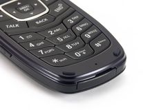 Cell Phone 2 Stock Photography