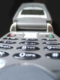 Cell phone. Open Royalty Free Stock Images