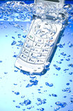 Cell Phone Royalty Free Stock Photography
