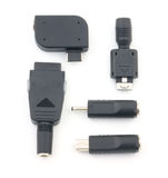 Cell phone adaptors Royalty Free Stock Photo