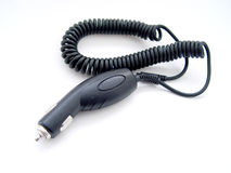 Cell Phone Charger Royalty Free Stock Images