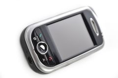 Cell phone close up Royalty Free Stock Photography