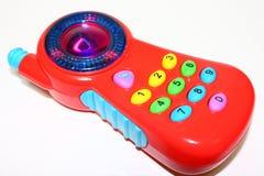 Cell-phone del giocattolo Fotografia Stock