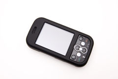 Cell Phone Isolated Royalty Free Stock Photography