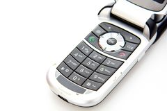 Free Cell Phone Keypad Stock Photography - 8417152