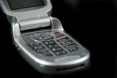 Cell phone pictures Stock Image