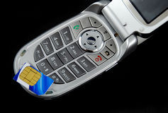 Cell phone pictures Royalty Free Stock Image