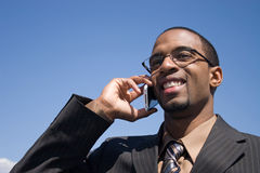 Cell Phone Service Stock Photos