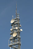 Cell-phone tower Royalty Free Stock Photography