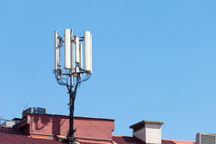 Cell phone tower Stock Photos