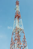 Cell phone tower Royalty Free Stock Photos