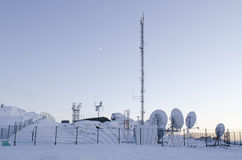 Cell site Stock Photography