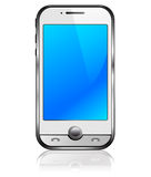 Cell Smart Mobile Phone Stock Photography