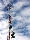 Cell Tower. Cell Phone Radio Tower stock images