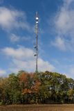 Cell tower. Oshawa Stock Photos