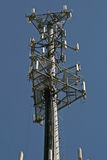 Cell Tower. Cellular phone tower Stock Photography