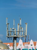 Cell Tower in Aruba Stock Photography