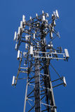 The cell tower. Stock Photography