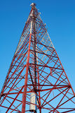 Cell tower Royalty Free Stock Photography