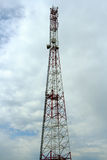 Cell tower Stock Image