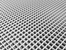cell- white för gallerfyrkant Royaltyfri Foto